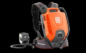 husqvarna-ryggburet batteri