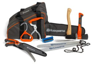 husqvarna verktyg, husqvarna tillbehör, motorsågstillbehör, skogsverktyg